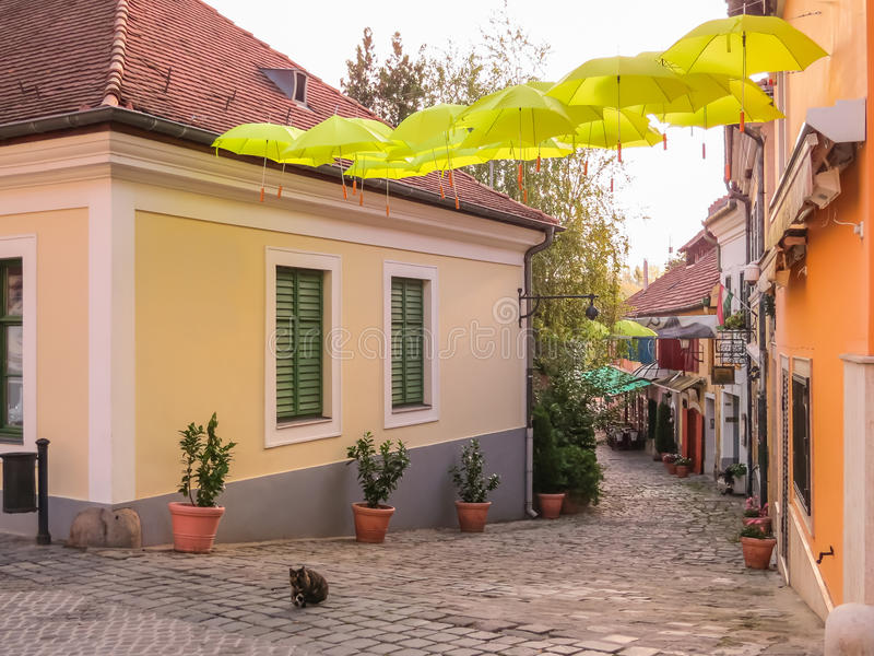 Szentendre, Hungría fotografía de archivo