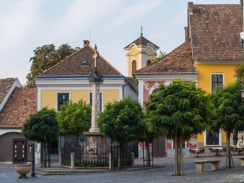 Szentendre, Ungheria immagine stock libera da diritti