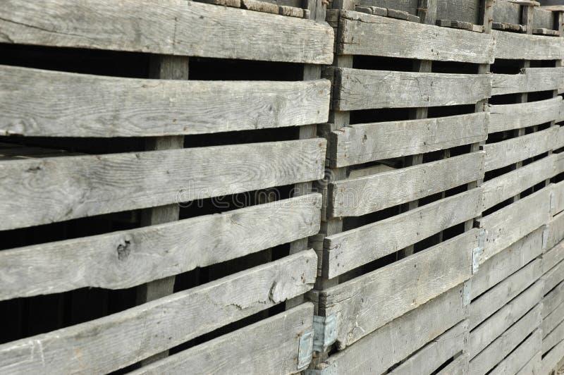 szermierczy chwiejne drewniany zdjęcia stock