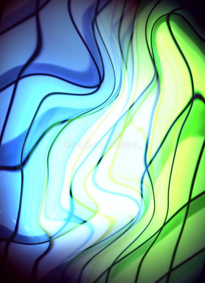 Szkło 17 ilustracja wektor