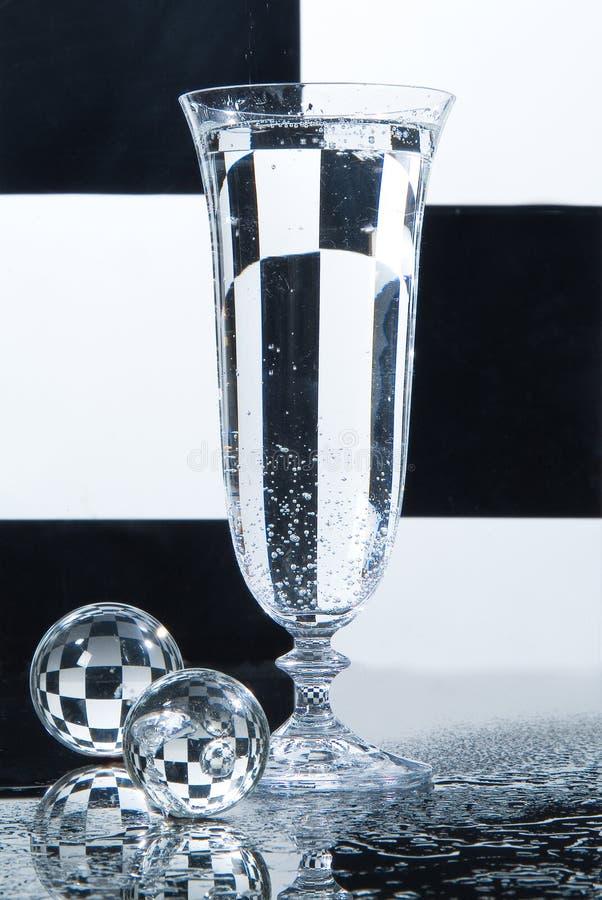 szkło lód zdjęcia royalty free