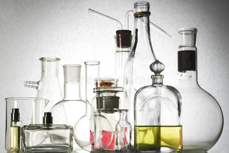 szkło laboratoryjne zdjęcia royalty free