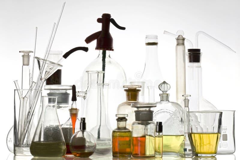 szkło laboratoryjne zdjęcie royalty free