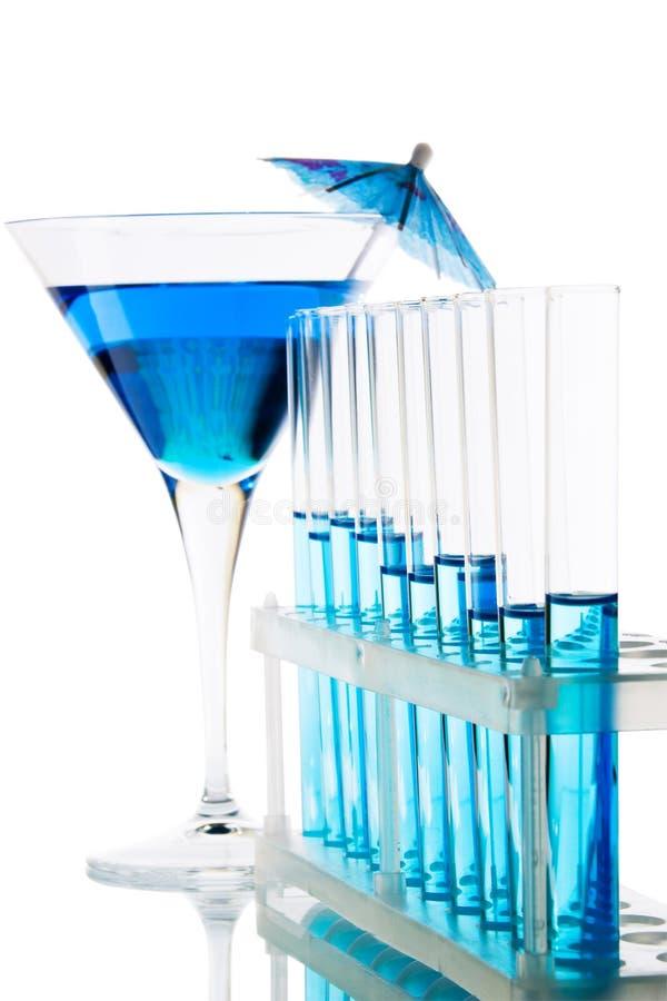 szkło laboratoryjne chemiczny zdjęcia stock