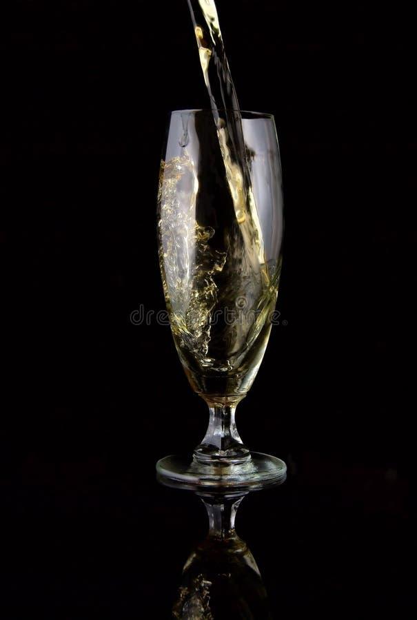 Szkło nalewający wino