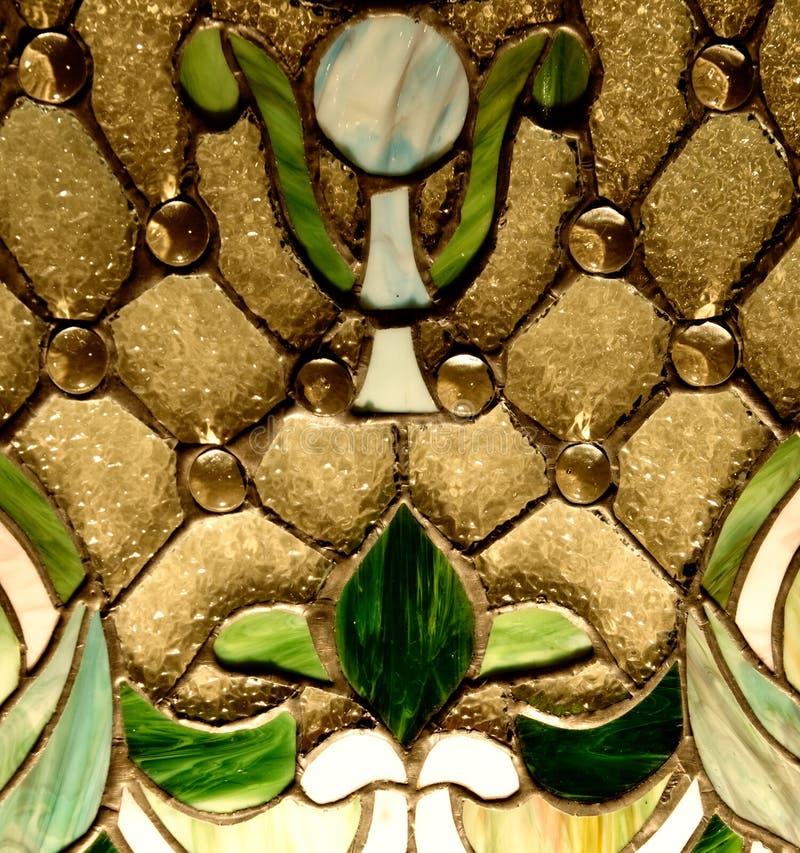 szkło okna oznaczony roczna zdjęcie royalty free