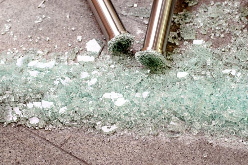 szkło rozpraszający obraz stock