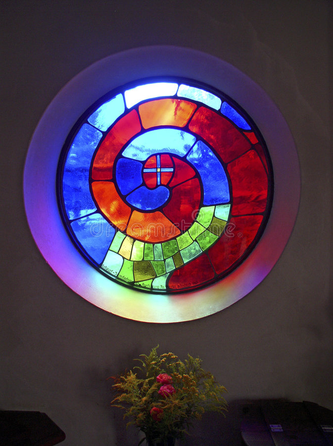 Download Szkło oznaczane obraz stock. Obraz złożonej z austria, chrześcijanin - 39211