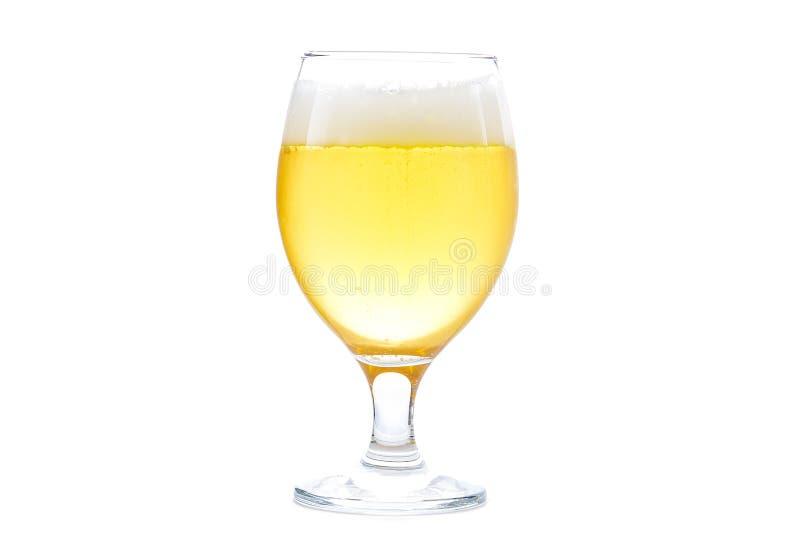 Szk?o piwo obrazy royalty free