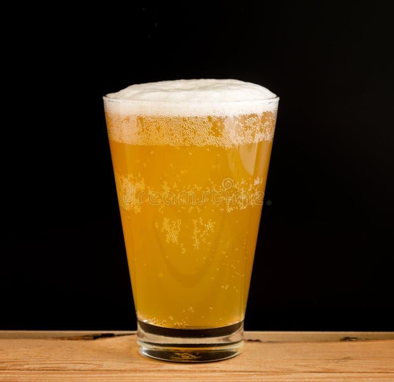 Szk?o piwo zdjęcie royalty free