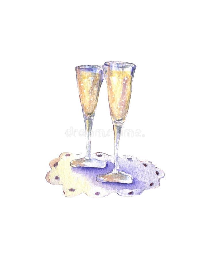 szk?a target1573_1_ wino royalty ilustracja
