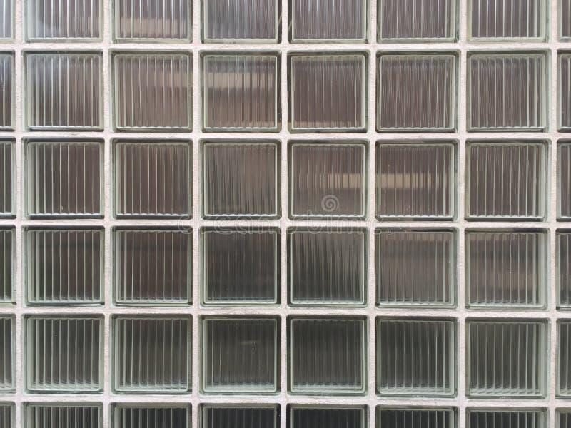Szklana cegła zdjęcia stock