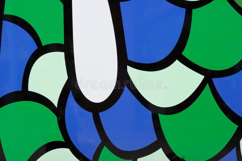 Szklana farba zdjęcia stock