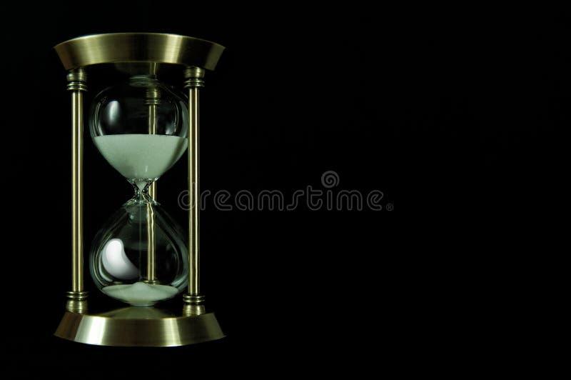 Szklana godzina zdjęcia stock