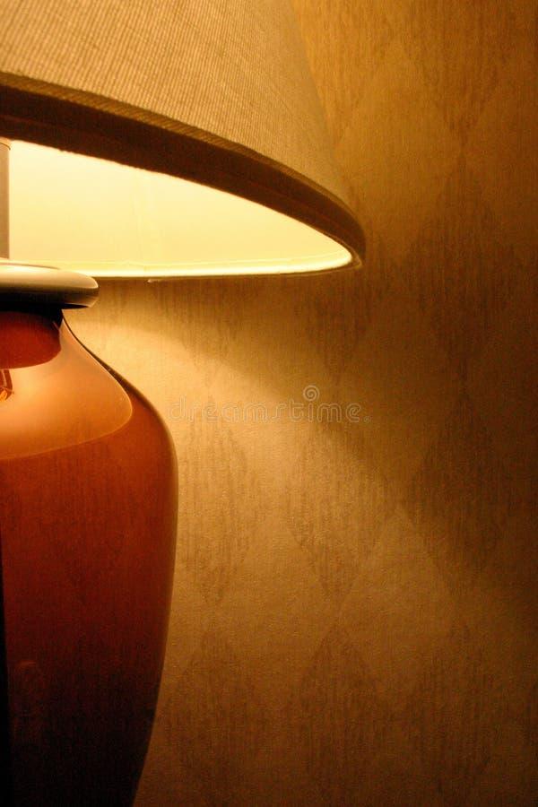 szklana lampa brown zdjęcia royalty free