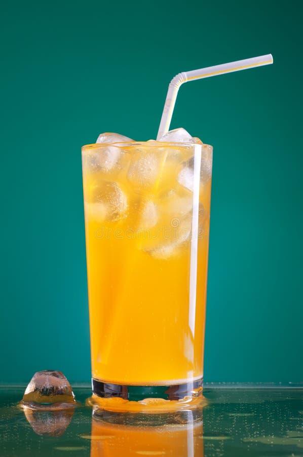 szklana soda zdjęcia stock