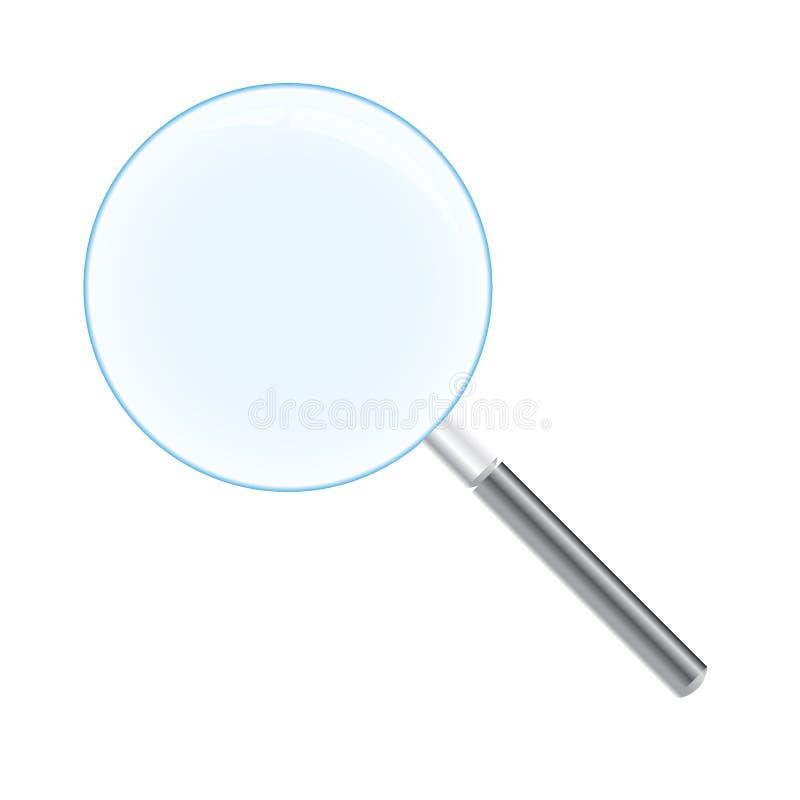 szklana tła ilustracja występować samodzielnie w white wektor fotografia royalty free