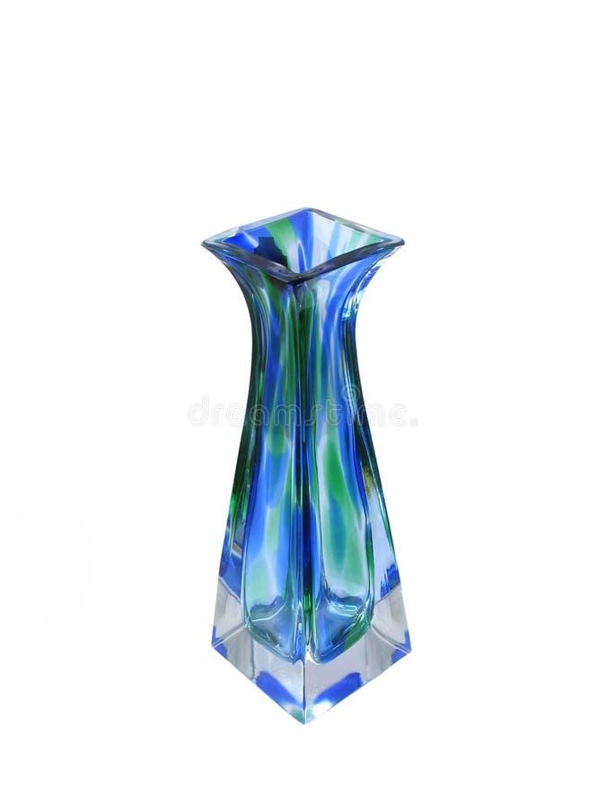szklana waza zdjęcie stock