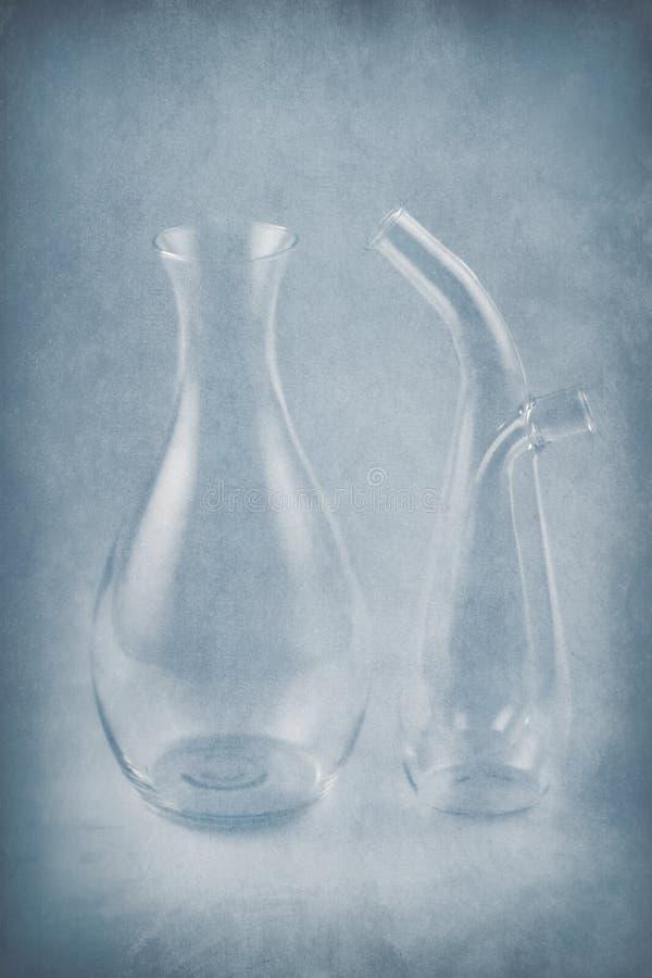 SZKLANE wazy zdjęcie royalty free
