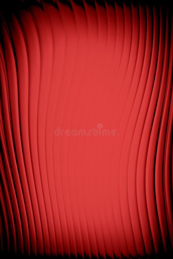 Szklanego tła czerwony kolor obraz royalty free