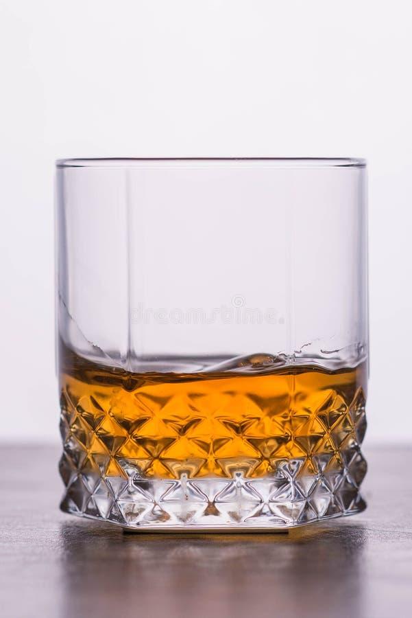 szklankę whisky zdjęcia stock