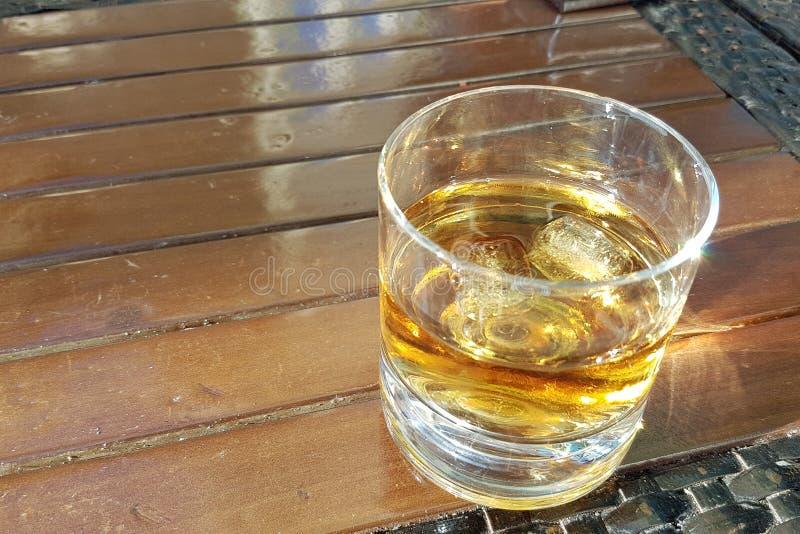 szklank? whisky zdjęcia stock