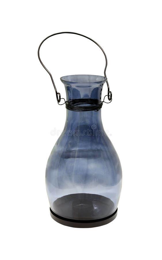 Szklany lampion zdjęcia stock
