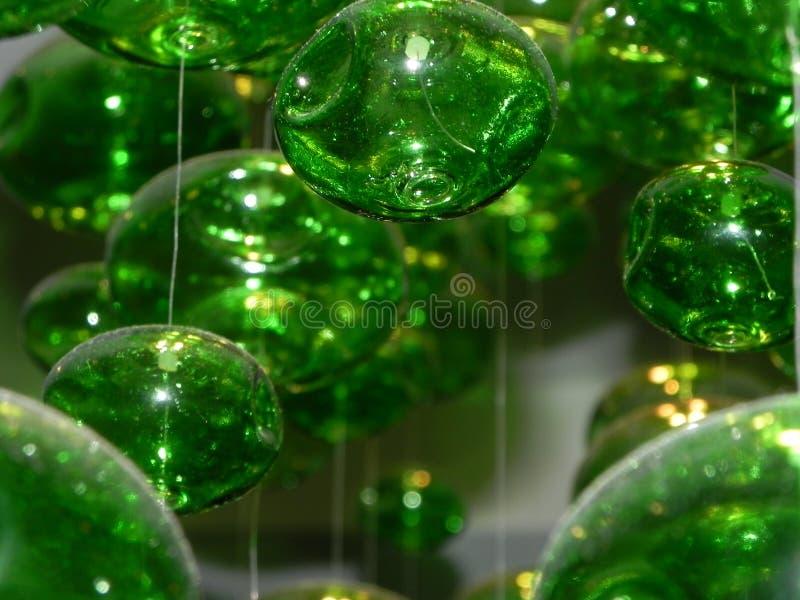 Szklany las zdjęcie royalty free