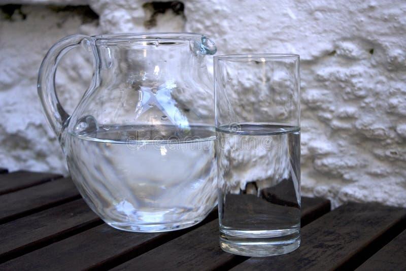 szklany miotacz zdjęcia royalty free