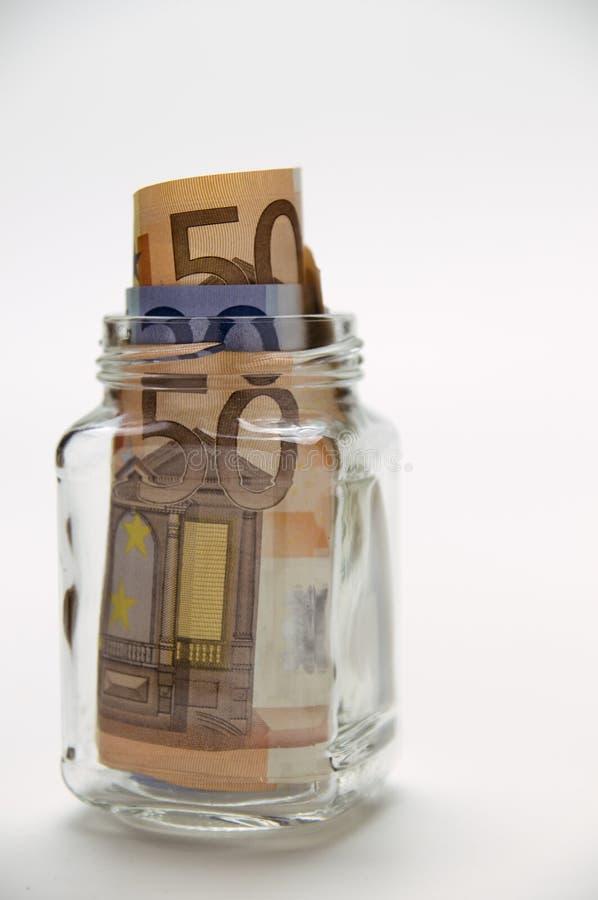 Download Szklany pieniądze obraz stock. Obraz złożonej z rękojeść - 13342411