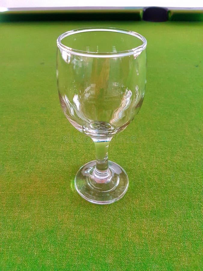 szklany plażowy lunchu wino fotografia royalty free