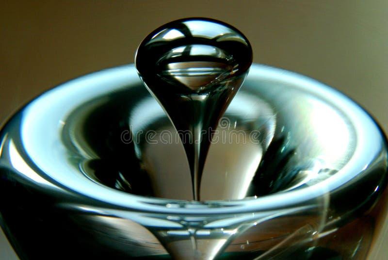 szklany przedmiotu przycisk do papieru fotografia royalty free