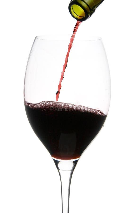 szklany restauracyjny wino zdjęcia royalty free