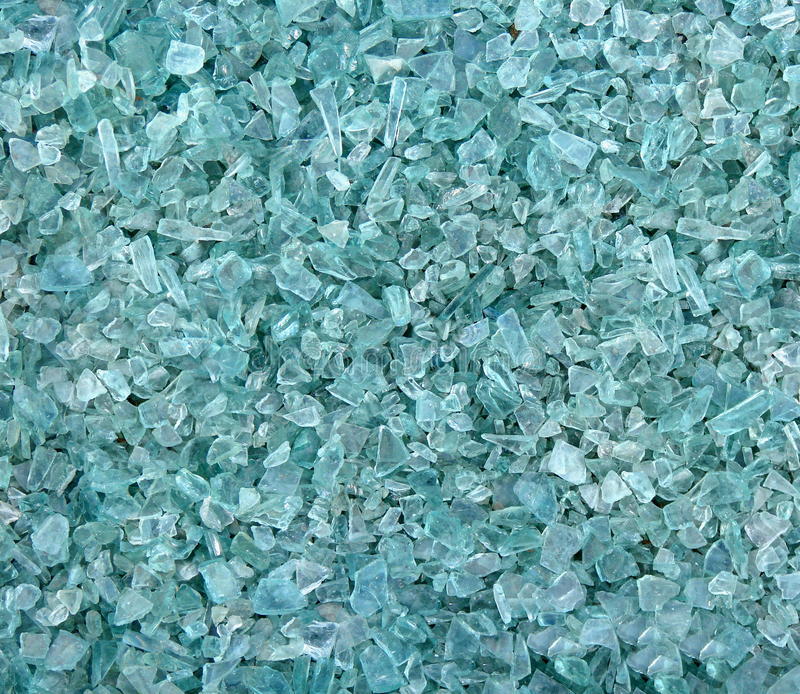 Szklany shatter, tło zdjęcia stock