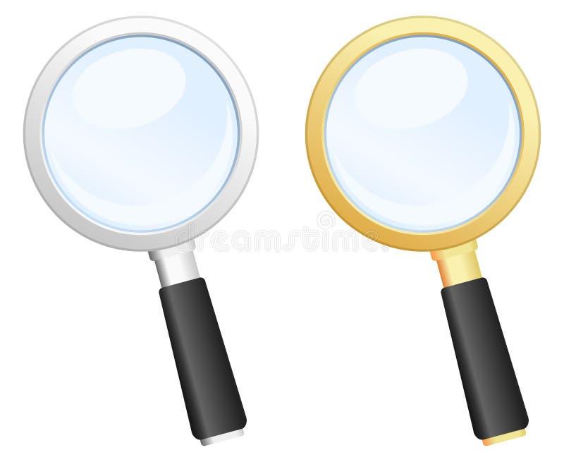 szklany target1223_0_ ilustracji