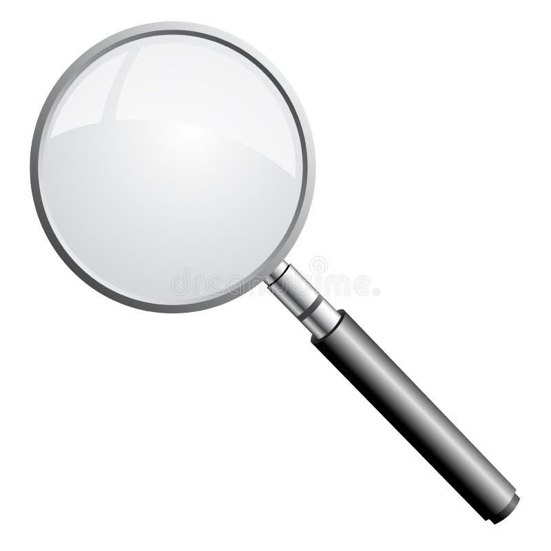 szklany target604_0_ royalty ilustracja