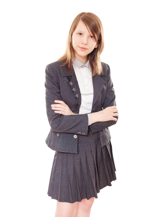 Szkoła średnia uczeń zdjęcia stock