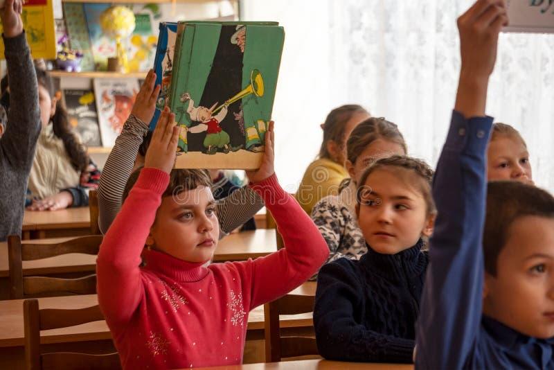 Szkoła dzieciaki szkoła podstawowa fotografia royalty free