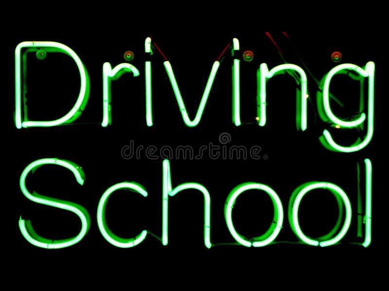 szkoła jazdy fotografia stock