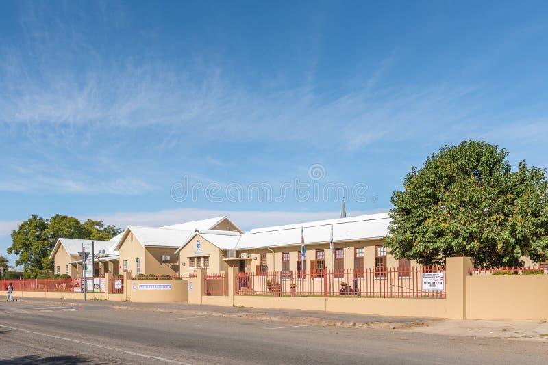 Szkoła podstawowa w Kakamas zdjęcie royalty free