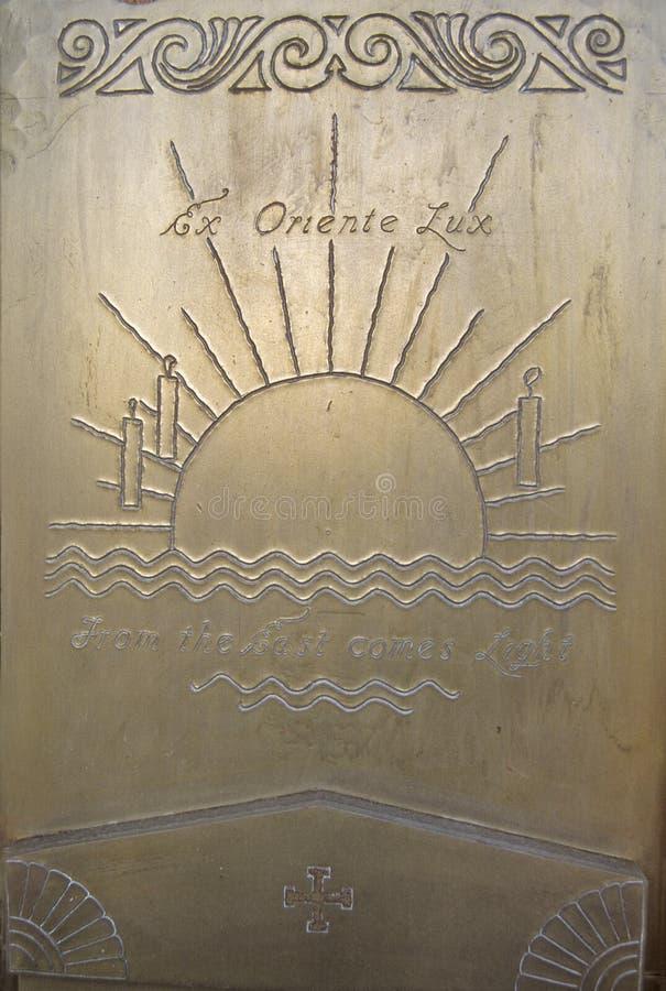 Szkocka obrządek świątynia, Waszyngton, DC obrazy stock
