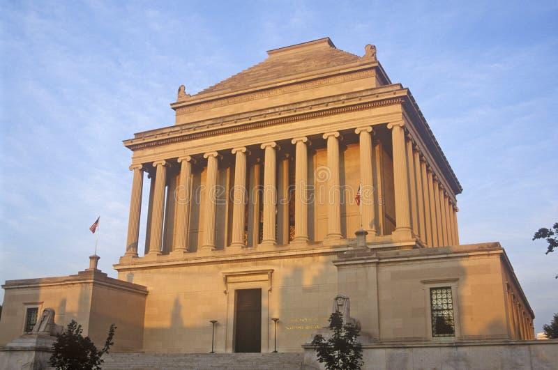 Szkocka obrządek świątynia, Waszyngton, DC obrazy royalty free