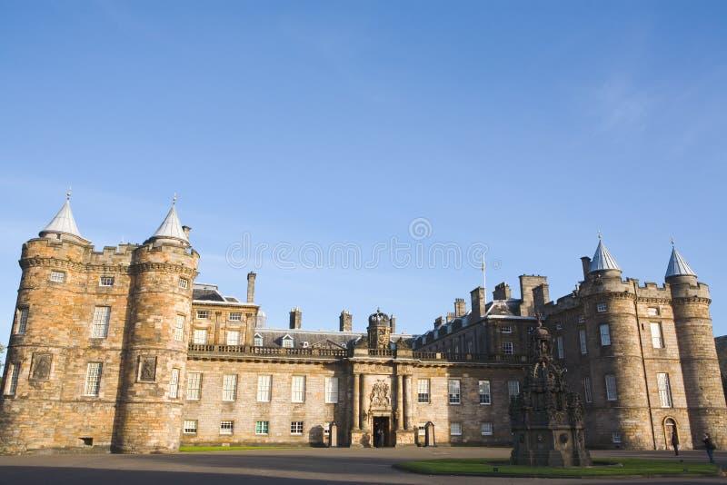 szkocka zamku zdjęcie royalty free