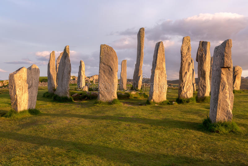 Download Szkocki punkt zwrotny zdjęcie stock. Obraz złożonej z stary - 41955082