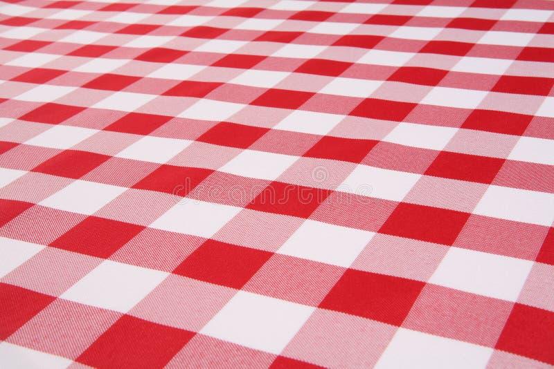 Download Szkockiej kraty obrus zdjęcie stock. Obraz złożonej z biały - 2723578