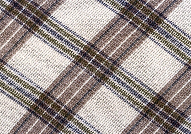 Download Szkockiej kraty tkanina obraz stock. Obraz złożonej z horyzontalny - 53793675