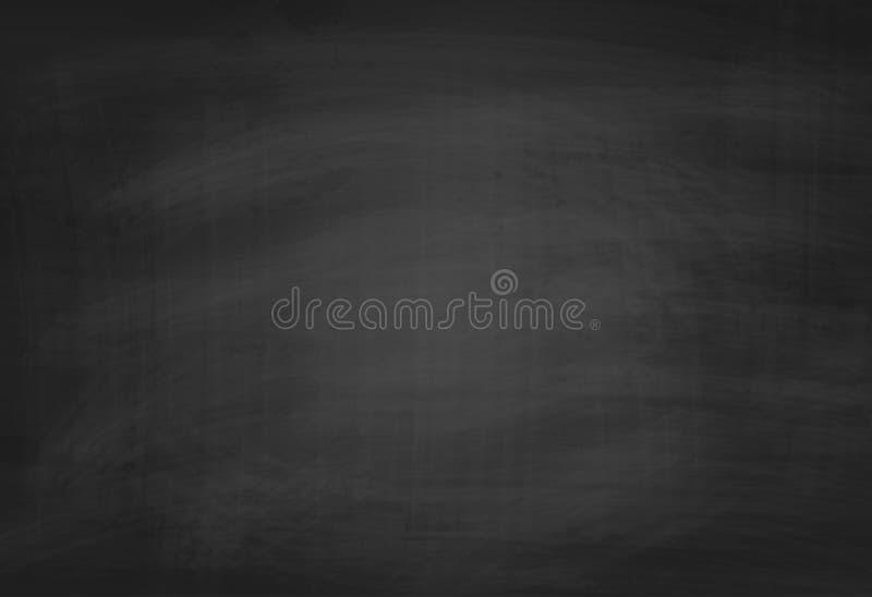 Szkolna Blackboard tekstura Wektorowy chalkboard tło ilustracji