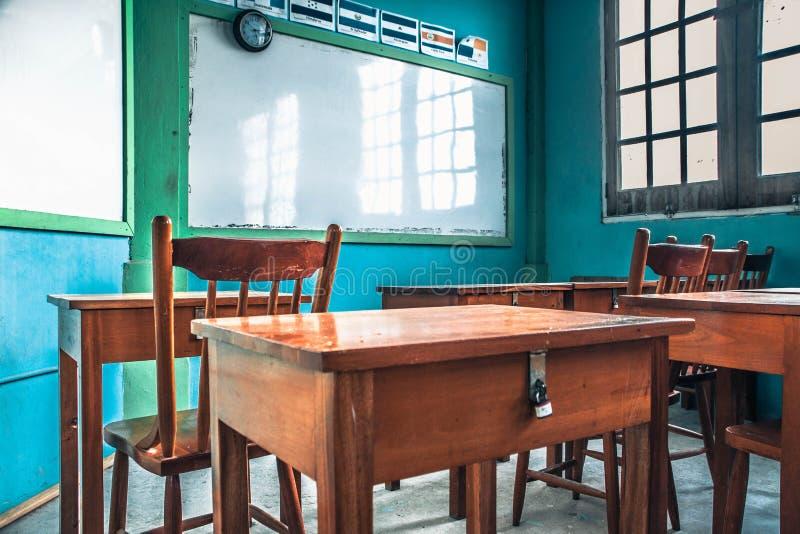 Szkolna sala lekcyjna obrazy stock