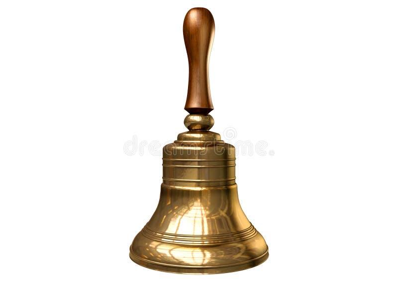 Szkolny Bell obraz stock
