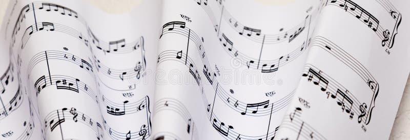 Szkotowa muzyka zdjęcia royalty free